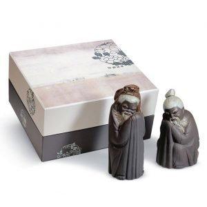 Lladro Ancient Orient Gift Box