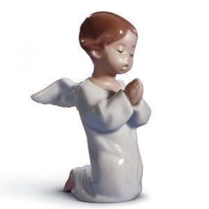 Lladro Angel Praying