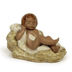 Lladro Baby Jesus Gres