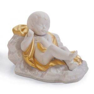 Lladro Baby Jesus Re Deco