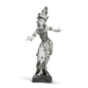 Lladro Bali Dancer Re Deco