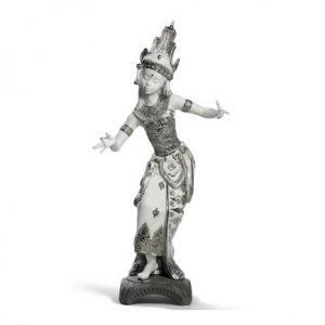 Lladro Bali Dancer Re Deco