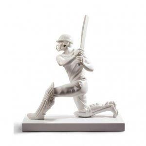 Lladro Batsman Forever