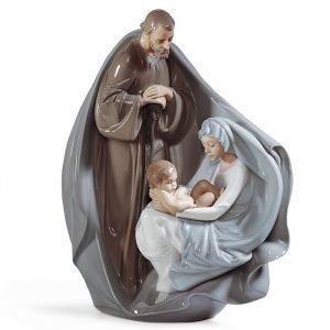 Lladro Birth Of Jesus