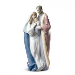 Lladro Blessed Family