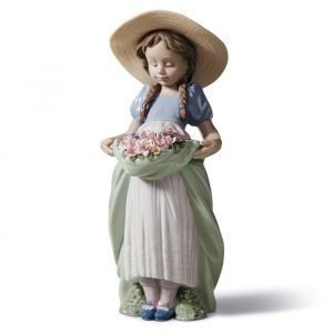 Lladro Bountiful Blossoms