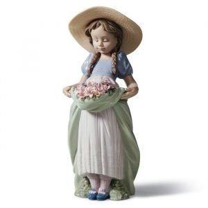 Lladro Bountiful Blossoms