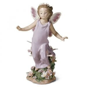 Lladro Butterfly Wings