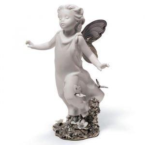 Lladro Butterfly Wings Re Deco