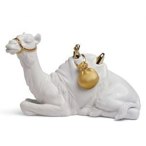 Lladro Camel Re Deco