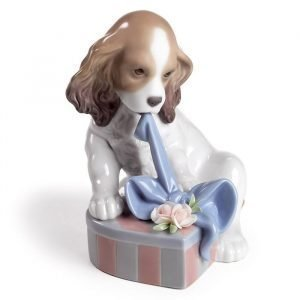 Lladro Cant Wait!