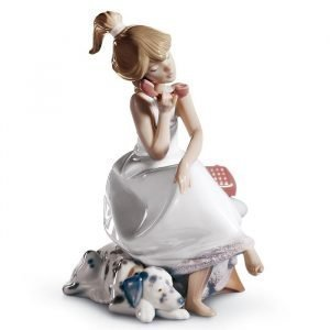 Lladro Chit Chat