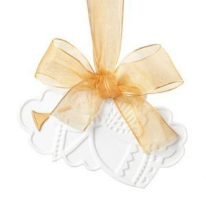 Lladro Christmas Angel Ornament