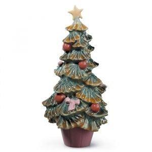 Lladro Christmas Tree
