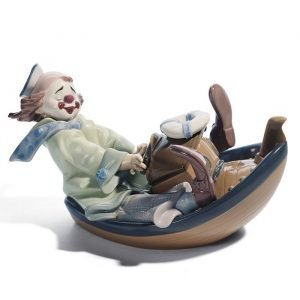 Lladro Circus Waves Privilege Gold