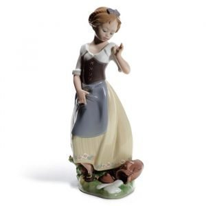 Lladro Clumsy Me!