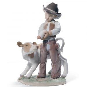 Lladro Cowboy