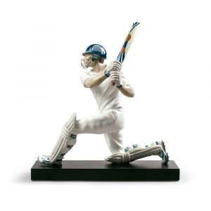 Lladro Cricket Batsman