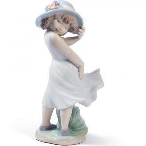 Lladro Cute Little Marilyn