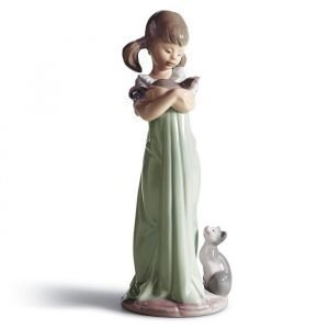 Lladro Don't Forget Me!