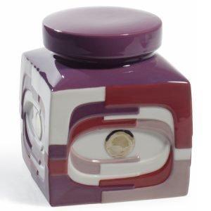 Lladro Estratos Box Burgundy