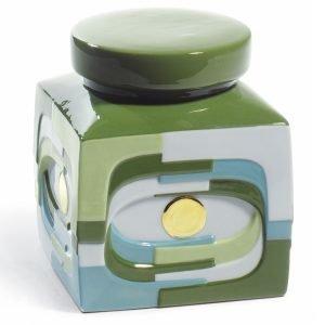 Lladro Estratos Box Green