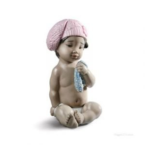 Lladro Girl With Beret