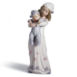 Lladro Going To Bed