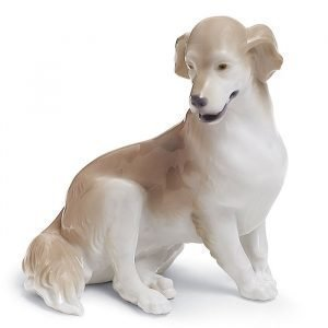 Lladro Golden Retriever