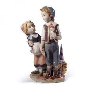 Lladro Hans & Greta