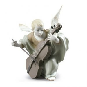 Lladro Heavenly Cellist