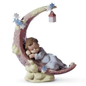Lladro Heavenly Slumber