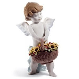 Lladro Heaven's Harvest 60th Anniversary