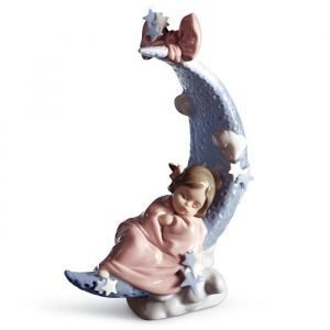 Lladro Heaven's Lullaby