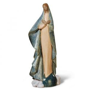 Lladro Holy Mother Gres