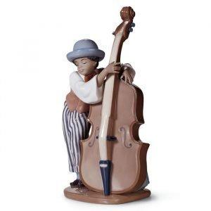 Lladro Jazz Bass