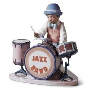 Lladro Jazz Drums