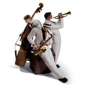 Lladro Jazz Trio