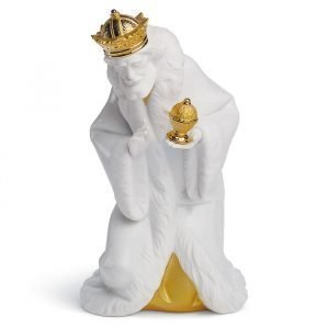 Lladro King Melchior Re Deco