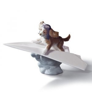 Lladro Let's Fly Away