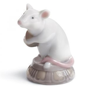 Lladro Little Mouse