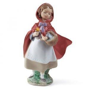 Lladro Little Red Riding Hood