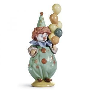Lladro Littlest Clown