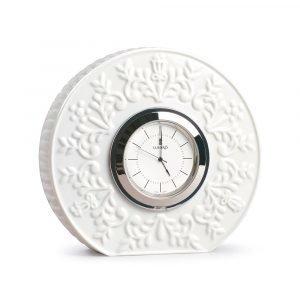 Lladro Logos Pöytäkello Valkoinen
