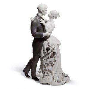 Lladro Lovers Waltz Re Deco