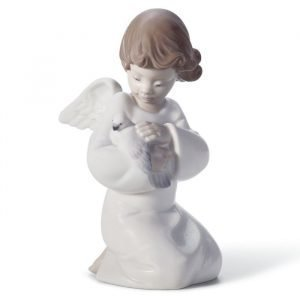 Lladro Loving Protection