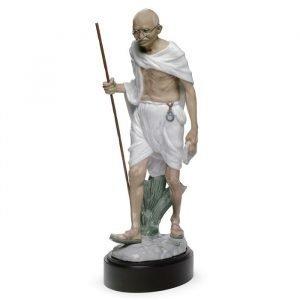 Lladro Mahatma Gandhi