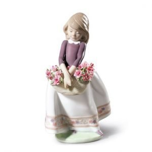 Lladro May Flowers Special Edition