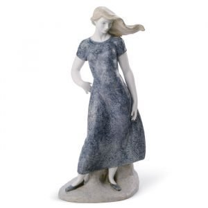 Lladro Mediterranean Breeze Blue