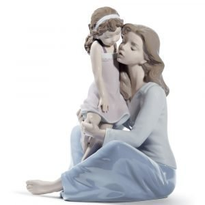 Lladro Mommys Little Girl
